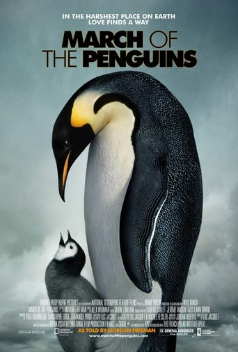 Watch March of the Penguins