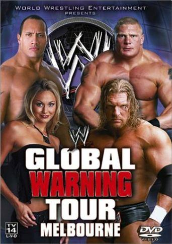 WWE Global Warning Poster