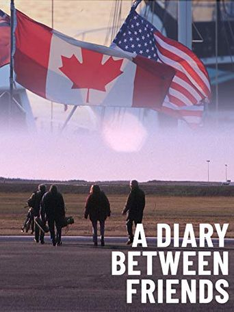 Stranded Yanks: A Diary Between Friends Poster