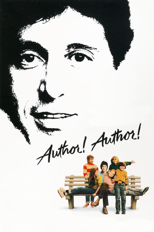 Author! Author! Poster