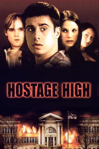 Hostage High Poster