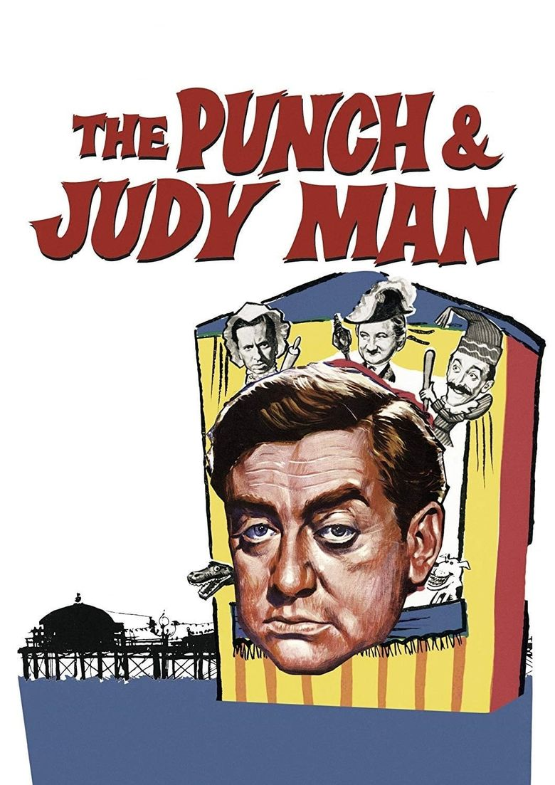 The Punch and Judy Man Poster