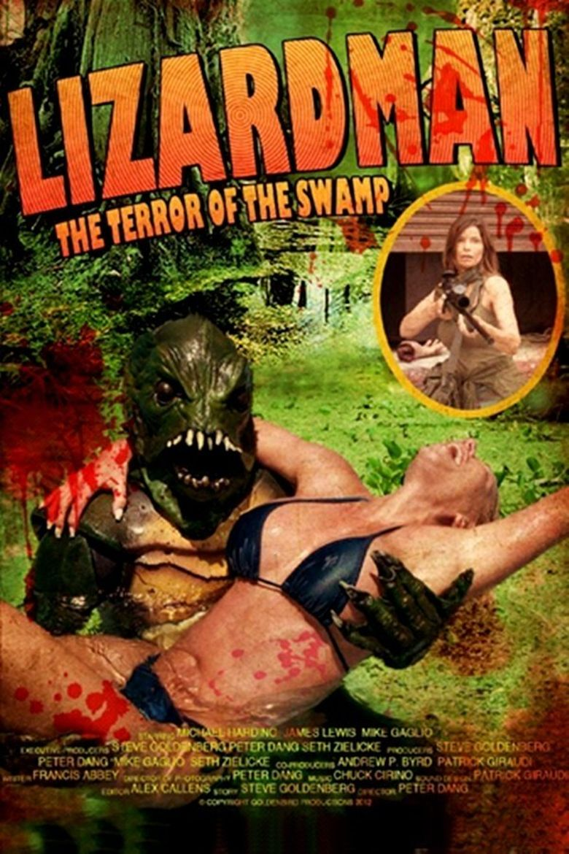 Lizard Man Poster