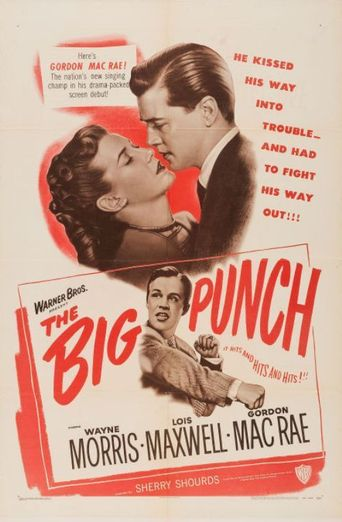 The Big Punch Poster