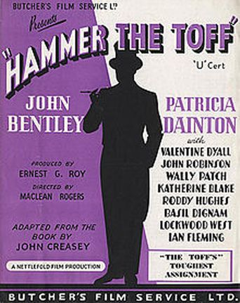 Hammer the Toff Poster