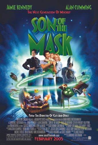 Son of the Mask Poster