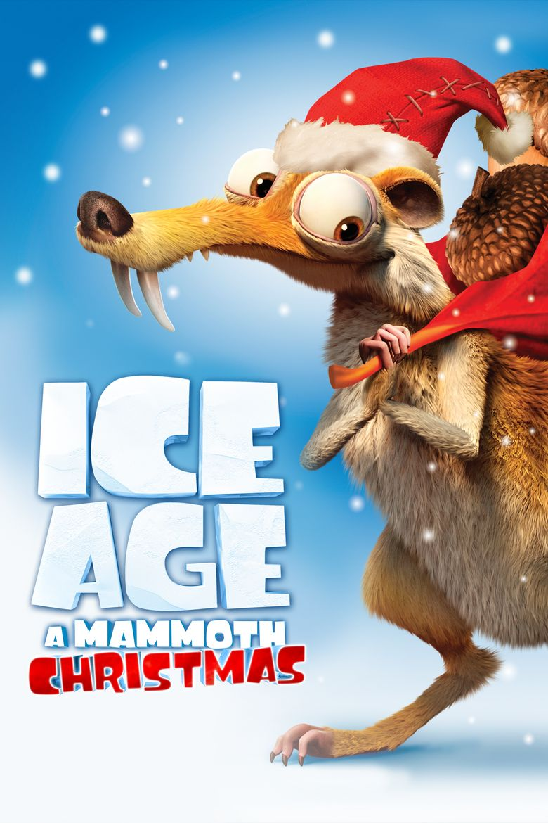 Ice Age: A Mammoth Christmas Poster