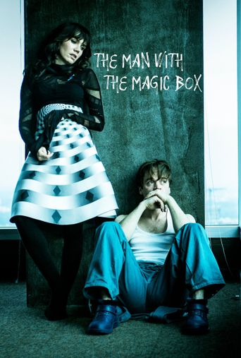 The Man with the Magic Box Poster