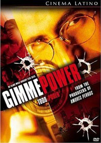 Todo el poder Poster