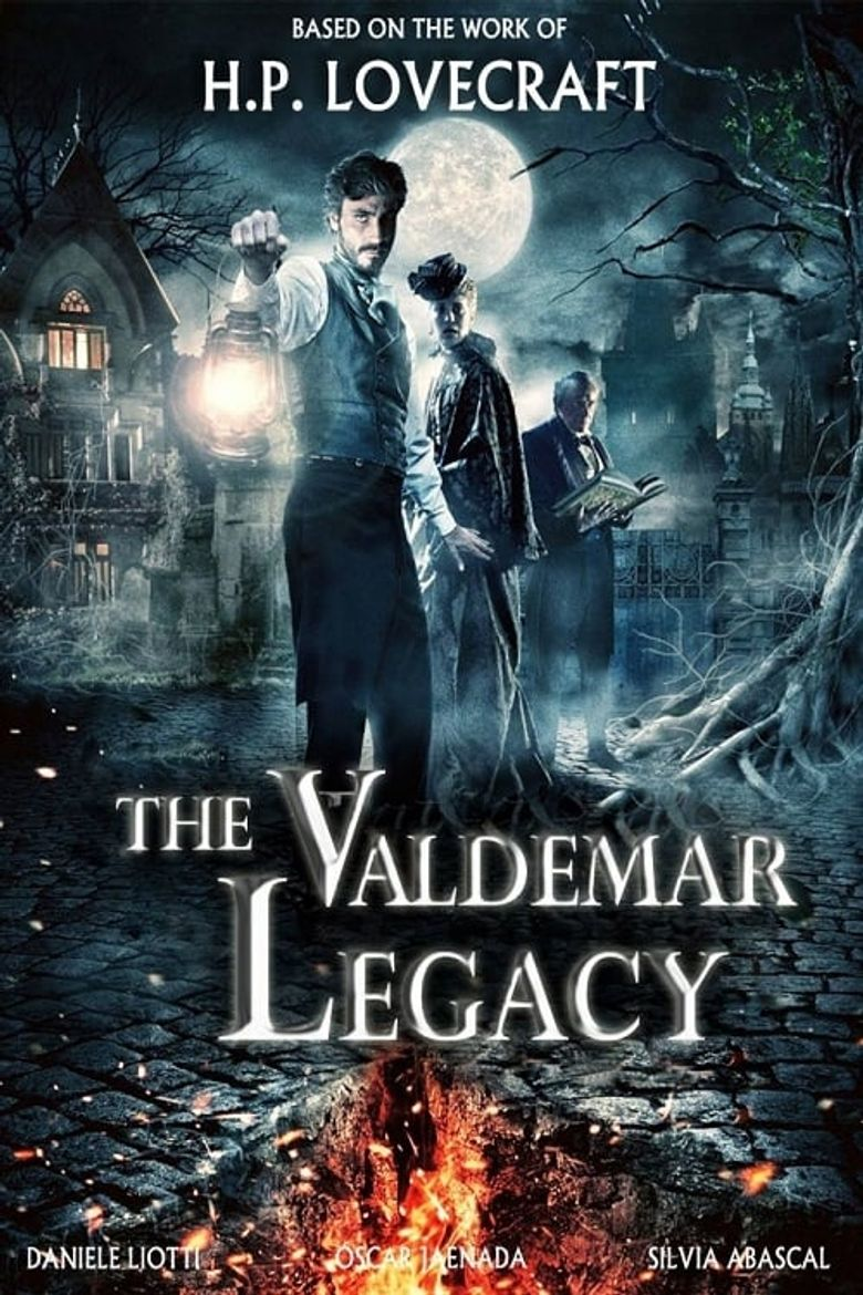 The Valdemar Legacy Poster