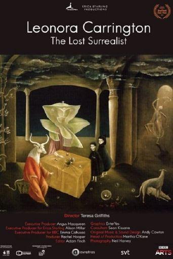 Leonora Carrington: The Lost Surrealist Poster