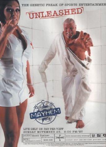 WCW Mayhem 2000 Poster