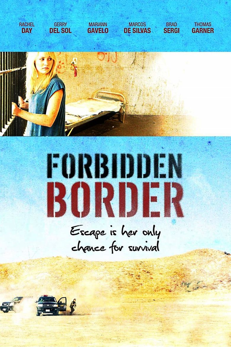 The Border Poster
