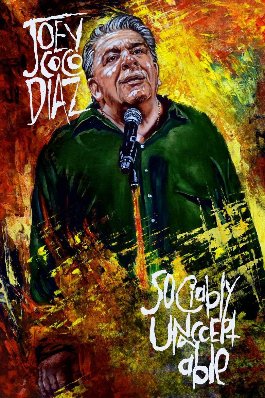 Joey Coco Diaz: Sociably UnAcceptable Poster