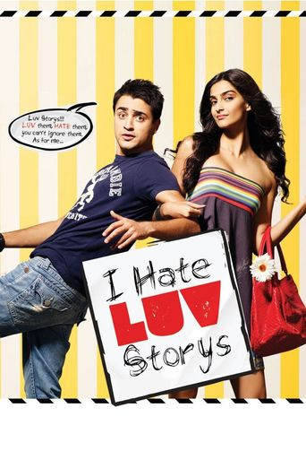 I Hate Luv Storys Poster