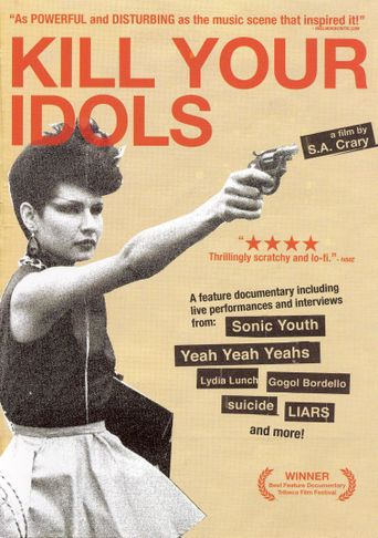 Kill Your Idols: More. Poster