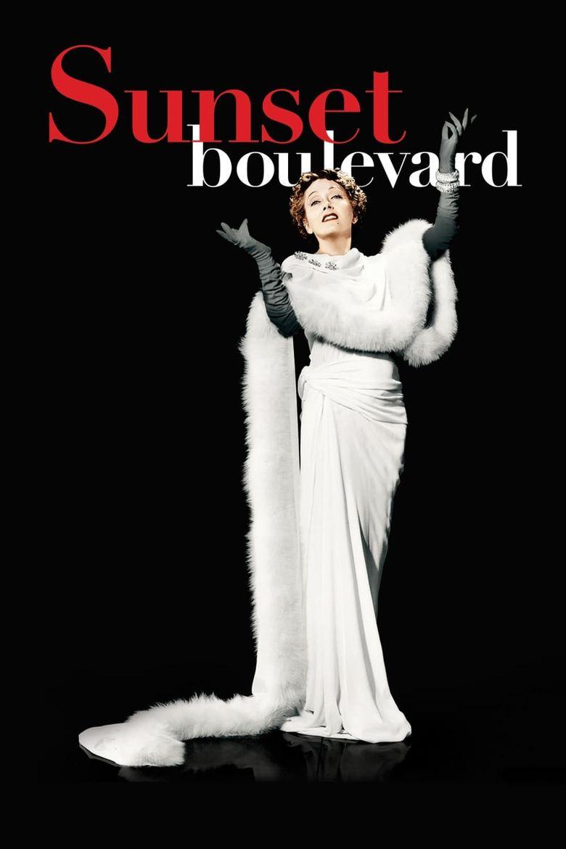 Sunset Boulevard Poster