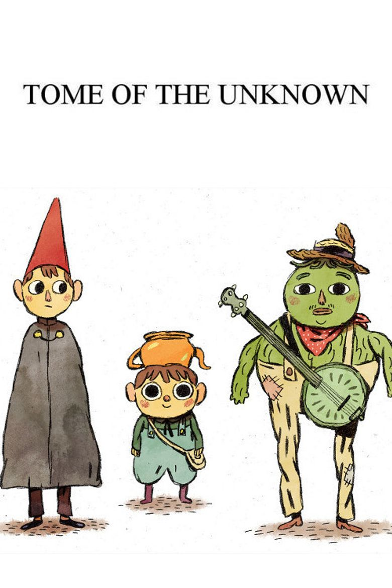 Tome of the Unknown Poster