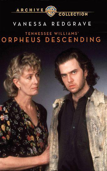Orpheus Descending Poster