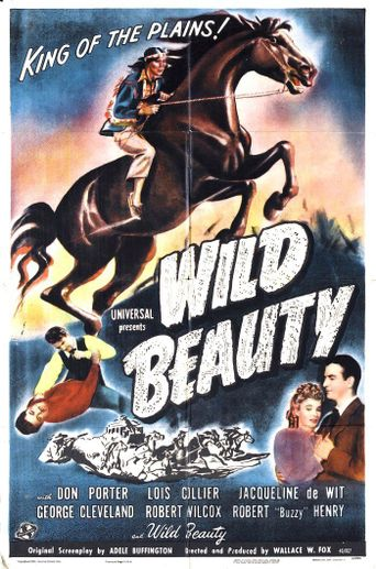 Wild Beauty Poster