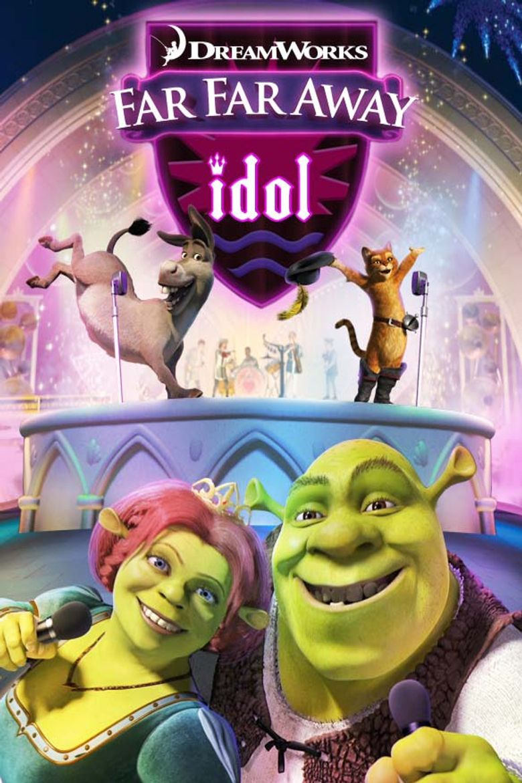 Far Far Away Idol Poster