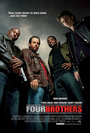 Watch Four Brothers
