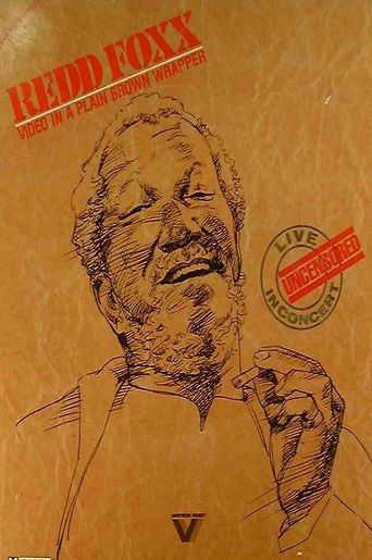 Redd Foxx: Video in a Plain Brown Wrapper Poster