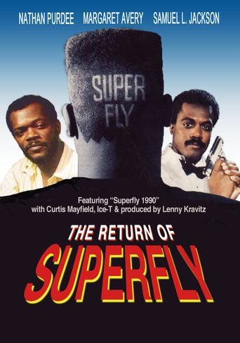 The Return of Superfly Poster