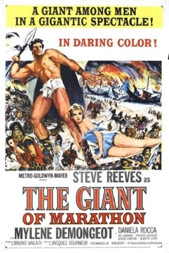 The Giant of Marathon Poster