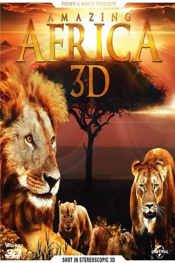 Amazing Africa Poster