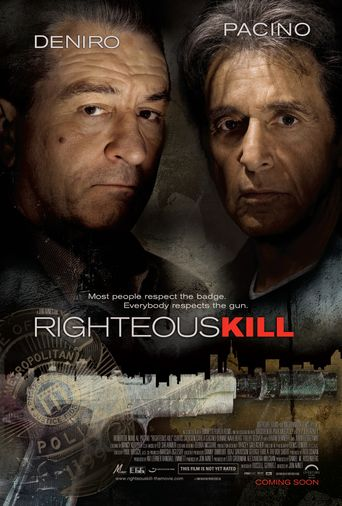 Watch Righteous Kill