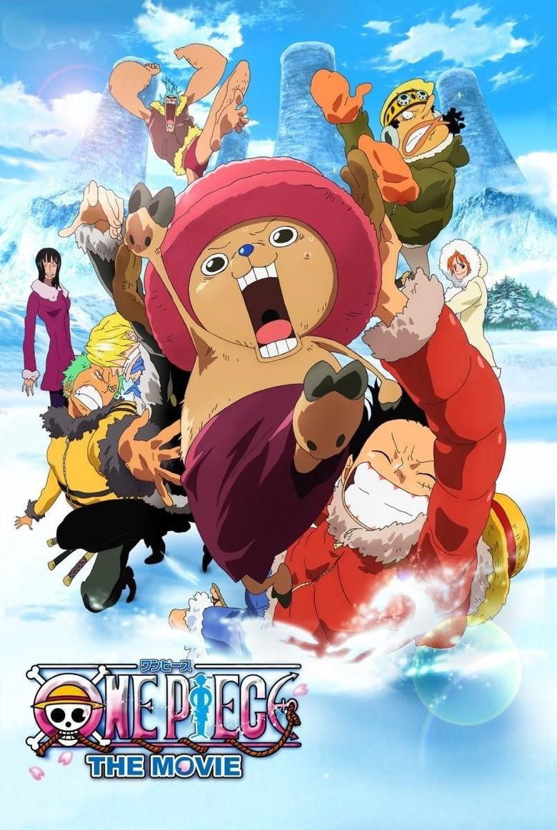 One Piece: Episode of Chopper Plus: Bloom in the Winter, Miracle Cherry Blossom Poster