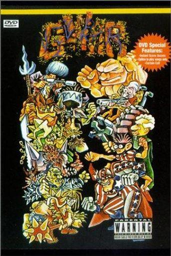 GWAR: Phallus in Wonderland Poster