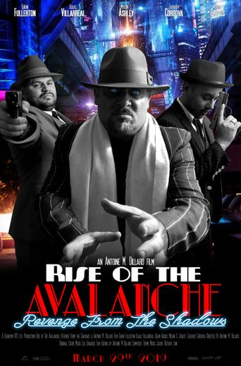 Rise of the Avalanche: Revenge from the Shadows Poster