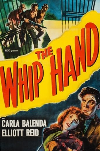 The Whip Hand Poster