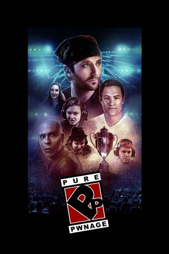 Pure Pwnage: Teh Movie Poster