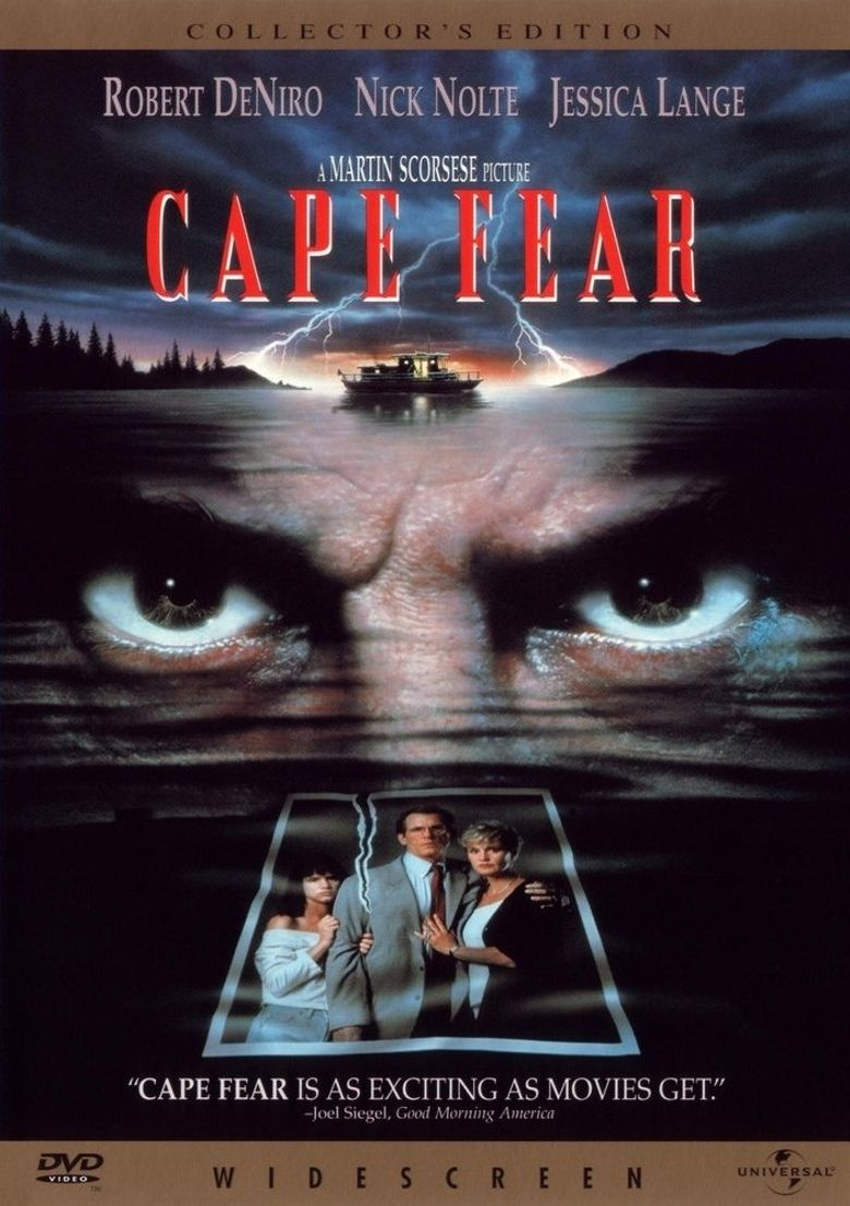 The Making of 'Cape Fear' Poster