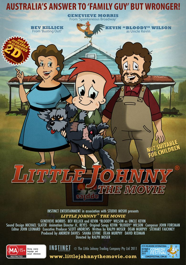 Little Johnny The Movie Poster