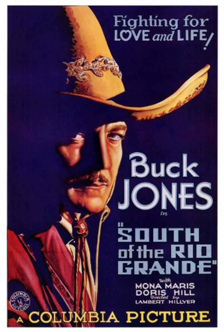 South of the Rio Grande Poster