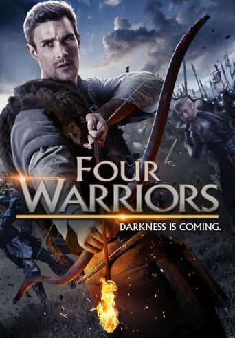 The Four Warriors Poster