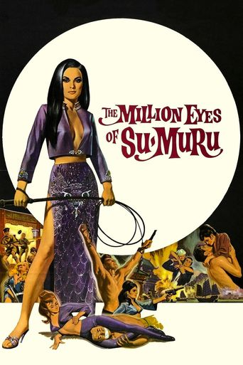 The Million Eyes of Sumuru Poster