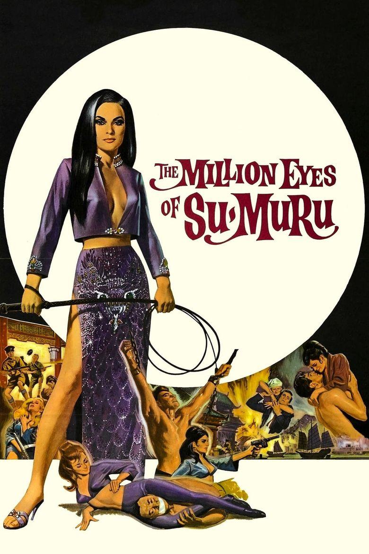 The Million Eyes of Sumuru Poster