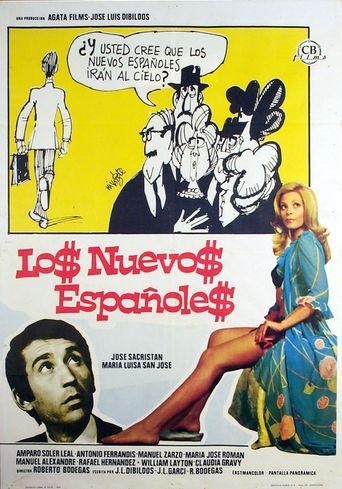 Los nuevos españoles Poster