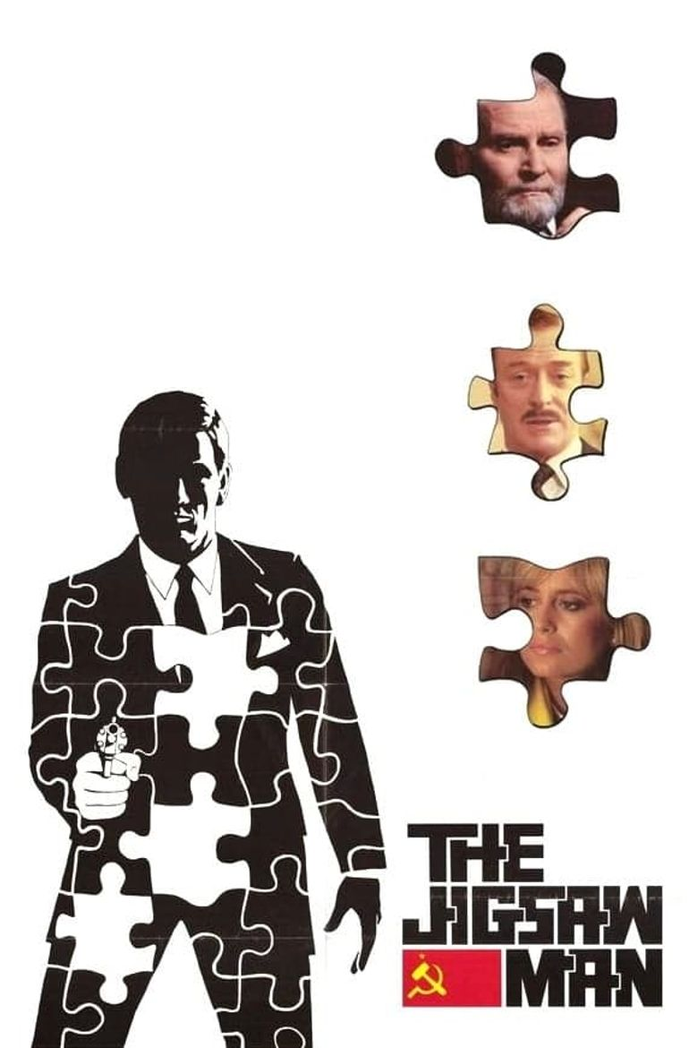 The Jigsaw Man Poster