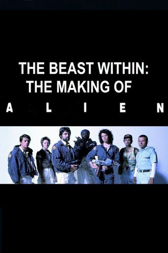 The Beast Within: Making 'Alien' Poster