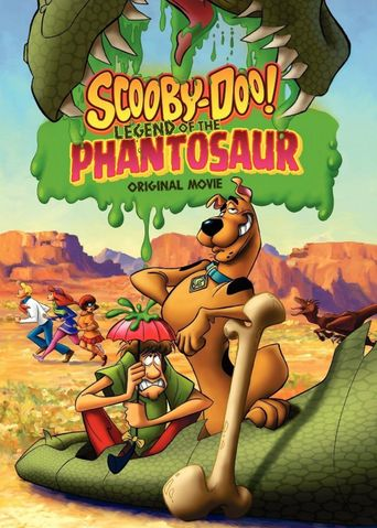 Scooby-Doo! Legend of the Phantosaur Poster