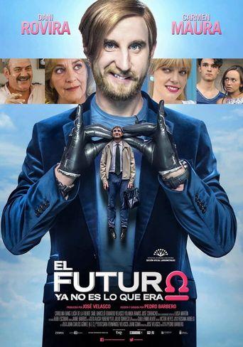 El futuro ya no es lo que era Poster