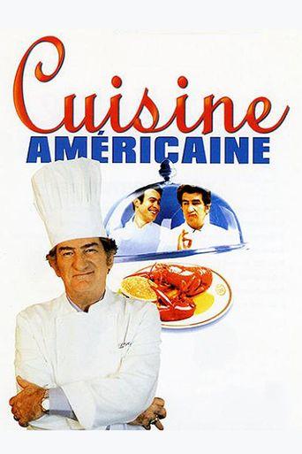 American Cuisine Poster