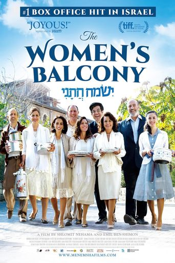 The Women's Balcony Poster