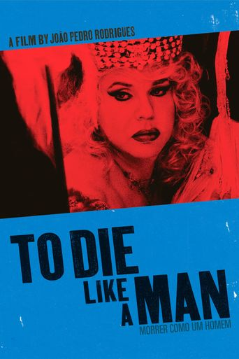 To Die Like a Man Poster